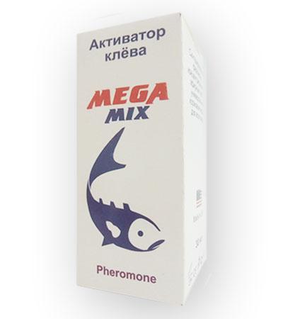 Mega Mix - активатор клёва с феромонами (Мега Микс)