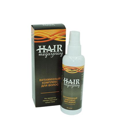 Hair Mega Spray - витаминный комплекс для волос (Хеир Мега Спрей)