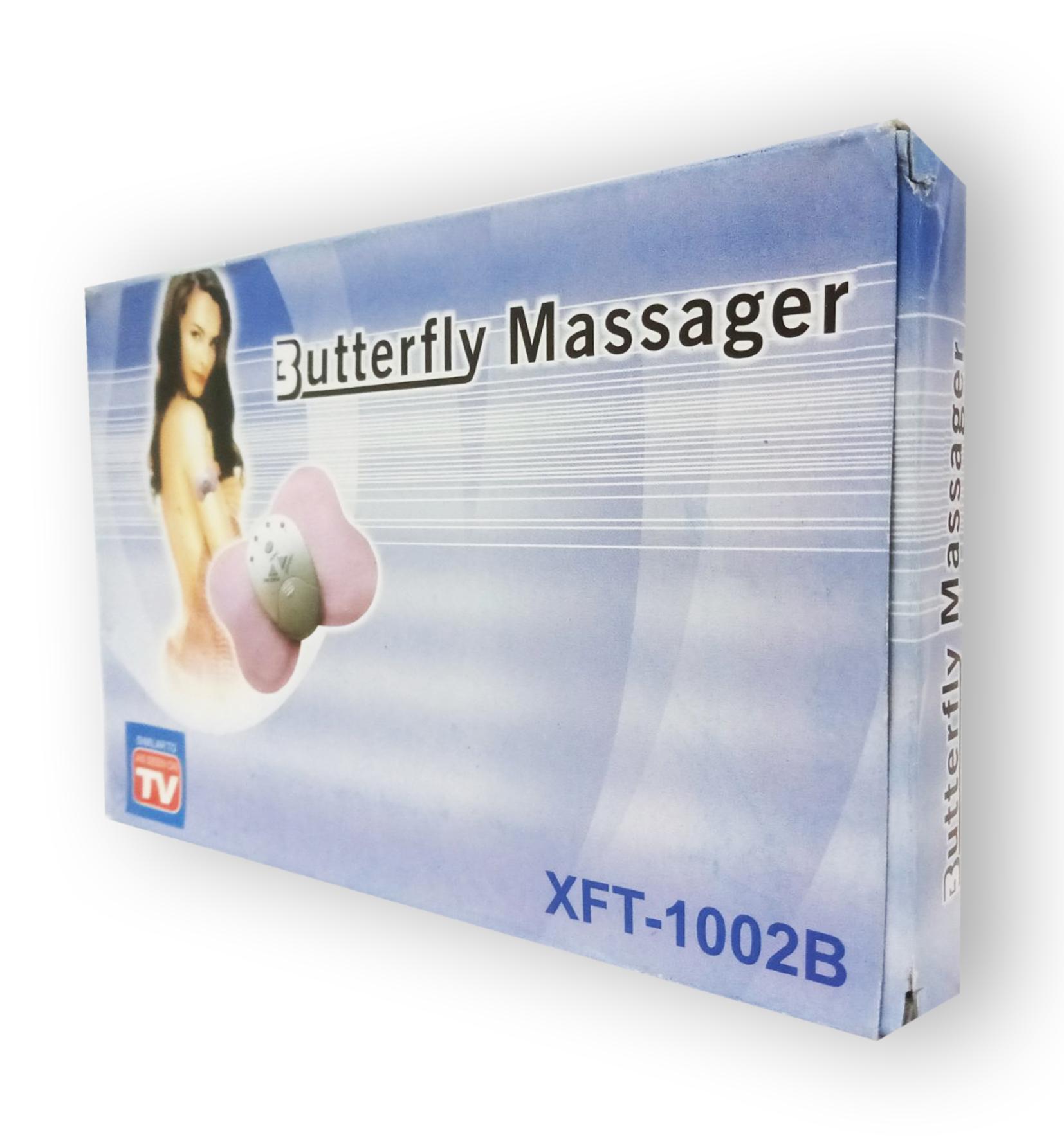 Butterfly Massager - Миостимулятор Бабочка (Батерфляй)