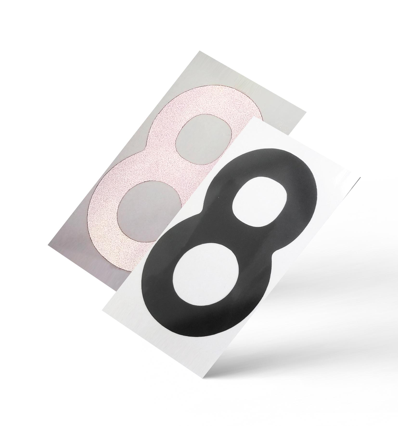 """Нанопленка от камер фиксации """"8"""""""