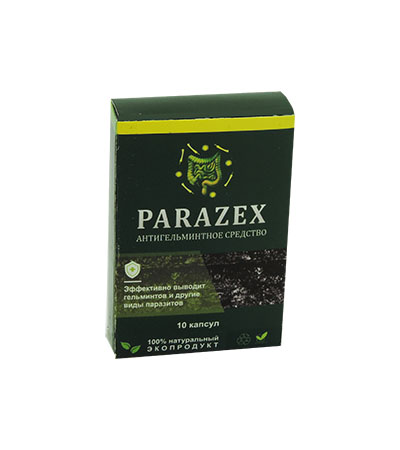 Parazex - Антигельминтное средство (Паразекс)