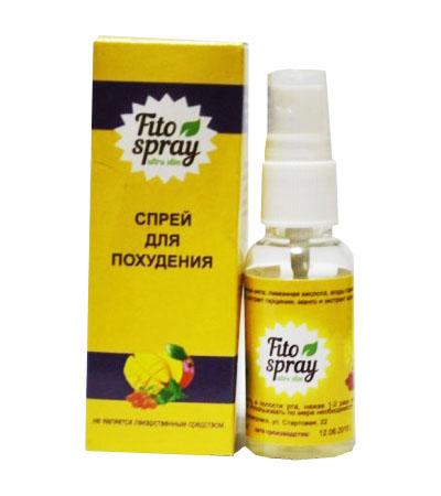 Fito sprey - Спрей для похудения