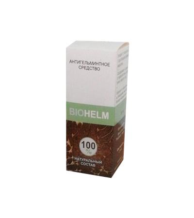 BioHelm - Антигельминтное средство (БиоГельм)